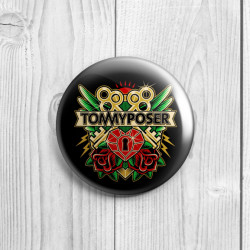 "Placka ""Tommy Poser"""