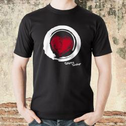 "Pánské triko ""Srdce"""
